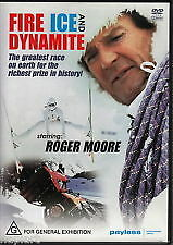 Fire Ice and Dynamite (DVD) Region 4 Very Good Condition