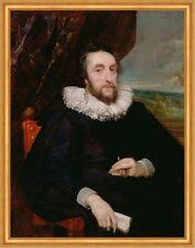 Thomas Howard, Second Earl of Arundel Anthonis van Dyck inglaterra conde B a2 00559