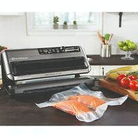 Food Saver Vacuum Sealer Foodsaver Seal Sealing System Machine Bags FM5480 New