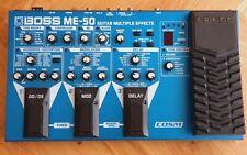 Boss ME-50 Gitarren-Multieffektgerät