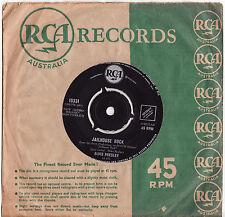 "ELVIS PRESLEY - JAILHOUSE ROCK Ultrarare 1958 Aussie 7"" Tri-Star Single Release!"