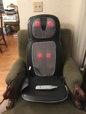 Homedics Household Heated Massage Chair model SBM-500H