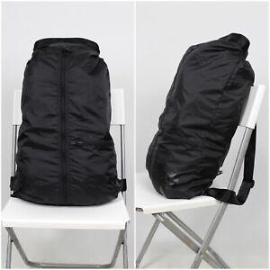 Y-3 Yohji Yamamoto Packable Backpack Techwear Black