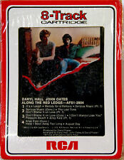 DARYL HALL & JOHN OATS Along The Red Ledge  NEW SEALED 8 TRACK CARTRIDGE TAPE