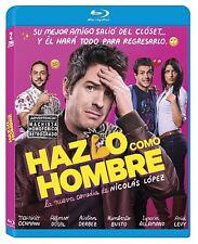 Hazlo como Hombre Mauricio Ochman Aisslyn Derbez HD Blu Ray