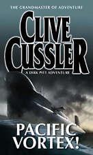 Pacific Vortex! by Clive Cussler (Paperback, 1988)