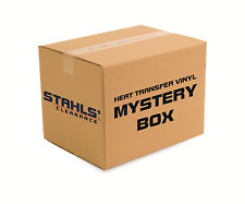 "15"" Stahls' CAD-CUT® MYSTERY Heat Transfer Vinyl - 15 Pieces - Less than 1 Yards"
