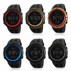 Skmei Sport Mens LED Digital Watch Student Military Shock Alarm Wristwatch 5ATM