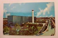Vintage Postcard O'Hare International Tower Hotel Chicago IL Illinois P-22