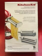 KitchenAid KSMPRA Pasta Roller and Cutter Attachment Set - 3 Piece
