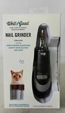 Well & Good Wgn02 Nail Grinder for Cats