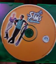 The Sims Vacation Expansion (disc only) - PC GAME - FREE POST
