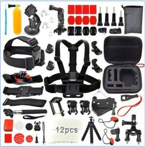 for GoPro Hero Xiaomi Yi SJCAM SJ5000 SJ7 4K Eken Accessory Kit Action Camera