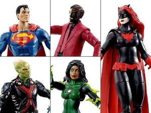 Dc Comics Multiverse Mattel Figura de Acción Wave 8 Superhéroes