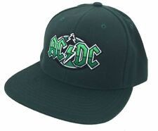 Official AC/DC - St. Paul Tree Event Concert - Black Adjustable Baseball Cap
