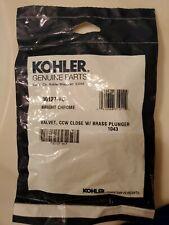 Kohler Part 30127-Bc Counter-Clockwise Close w/ Brass Plunger Valvet (Cold)