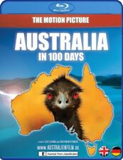 Australia in 100 Days - The Motion Picture, Blu-ray