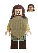 Lego Qui-Gon Jinn 75096 Poncho, Printed Legs Episode 1 Star Wars Minifigure
