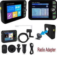 "Funktion 2.4"" Farben-Wireless in Auto Dab Digital Radio Adapter Bluetooth"