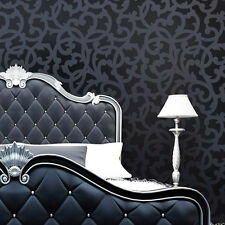 Venetian Scroll Allover Stencil - LARGE - Trendy Pattern Designs for Wall Decor