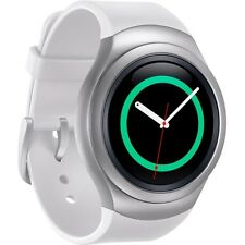 Samsung Gear S2 Smart Watch 1.2-inch Silver Bluetooth for Android Smartwatch
