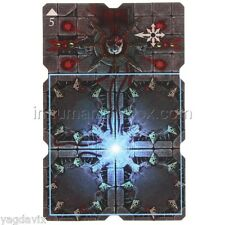 SAS24 ROOM CARD 5 ASSASSINORUM WARHAMMER 40,000 BITZ W40K