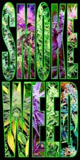 New Smoke Weed Green Bath Beach Pool Towel GIFT Marijuana Pot Leaf Cotton Stoned