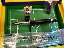 MONTEGRAPPA ICONS PELÉ P10 1940 LIMITED EDITION FOUNTAIN PEN. ISICP3SC.0636/1940