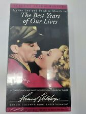 The Best Years of Our Lives (Vhs, 1997) Used Vg, Myrna Loy, Fredric March