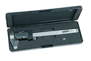 Mannesmann Digital Vernier Caliper <> 0 - 150mm  Stainless Steel LCD <> GS TUV