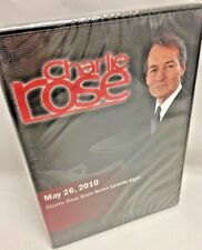 Charlie Rose Brain Series DVD Episode Eight (May 26, 2010)