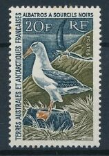 [1371] TAAF Albatros Bird the RARE stamp very fine MNH value $600