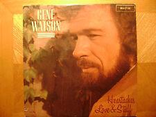 Gene Watson PROMO RECORD LP Heartaches, Love & Stuff 1984 COUNTRY