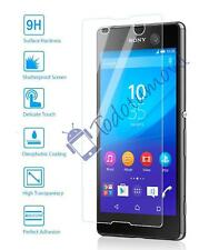 Protector de pantalla cristal templado vidrio 9h Premium para Sony Xperia M5