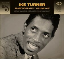 IKE TURNER SESSIONOGRAPHY  4 CD NEW+