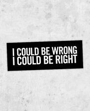 "Public Image Ltd inspired Bumper Sticker! ""Rise"" John Lydon sex pistols punk"