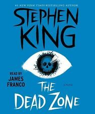 THE DEAD ZONE unabridged audio book on CD by STEPHEN KING - Brand New! 17 Hours!