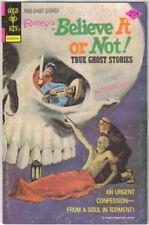 Ripley's Believe It or Not! Comic Book #53 Gold Key 1975 FINE