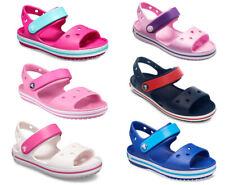 fdf4086f5 Crocs Crocband Childrens Sandal Summer Strap Kids Unisex UK4-3 6 colours
