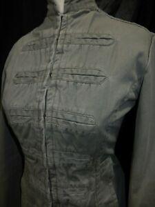 VINTAGE Style Jacket Coat 60's 70s Military Sgt Pepper Beatles 8 10 36 38 US 4 6
