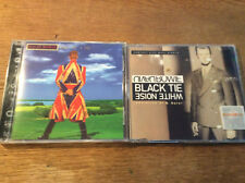 David Bowie [2 CD]  Earthling + Black Tie White Noise