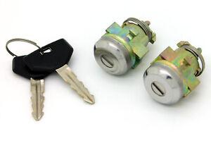 NEW LatchWell Door Lock Cylinder Set w/Keys / FITS LISTED DODGE CHRYSLER MODELS