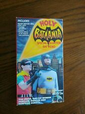Holy Batmania (VHS)