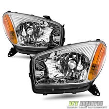 For 2001-2003 Toyota Rav4 Sport Replacement Factory Style Headlights Rav-4 lamps