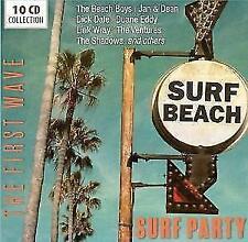 Surf Party von Dick Dale,Beach Boys,Duane Eddy,Spotnicks,Various Artists (2016)