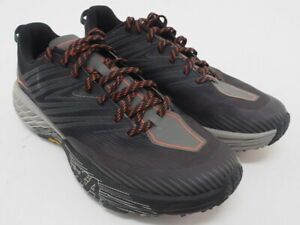Hoka One One Speedgoat 4 Trail Running Shoes Size 10 US, 44 EU Gray