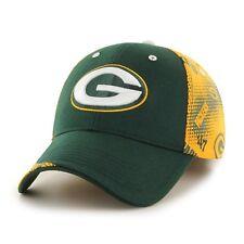Green Bay Packers 47 Brand Adjustable Hat Baseball Cap Kids