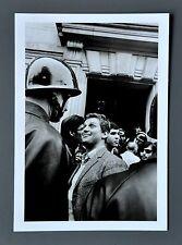 Gilles Caron Ltd. Ed Photo 17x24cm Daniel Cohn Bendit La Sorbonne Paris 1968 B&W