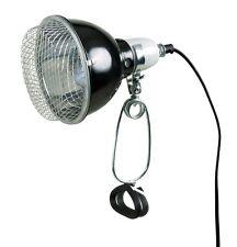 Vivarium Tortoise,Reptile,Bearded Dragon Clamp Lamp,UVA Lamp Holder + Free Bulb