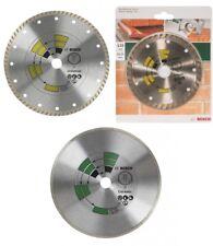 BOSCH Diamanttrennscheibe Universal Turbo Fliesen Keramik 230 - 125 mm
